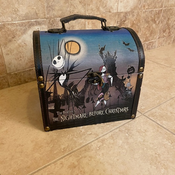 Other - Nightmare before Christmas box